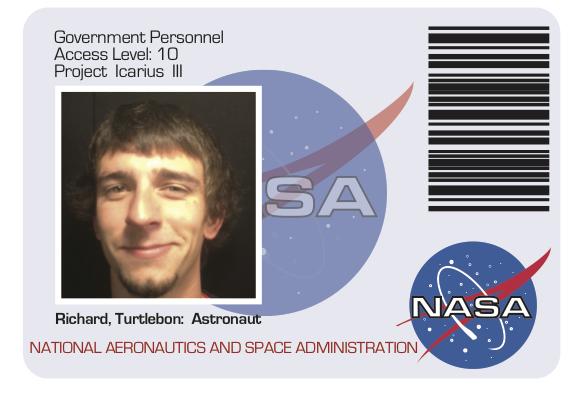 Nasa ID