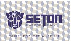 Seton Business Cards