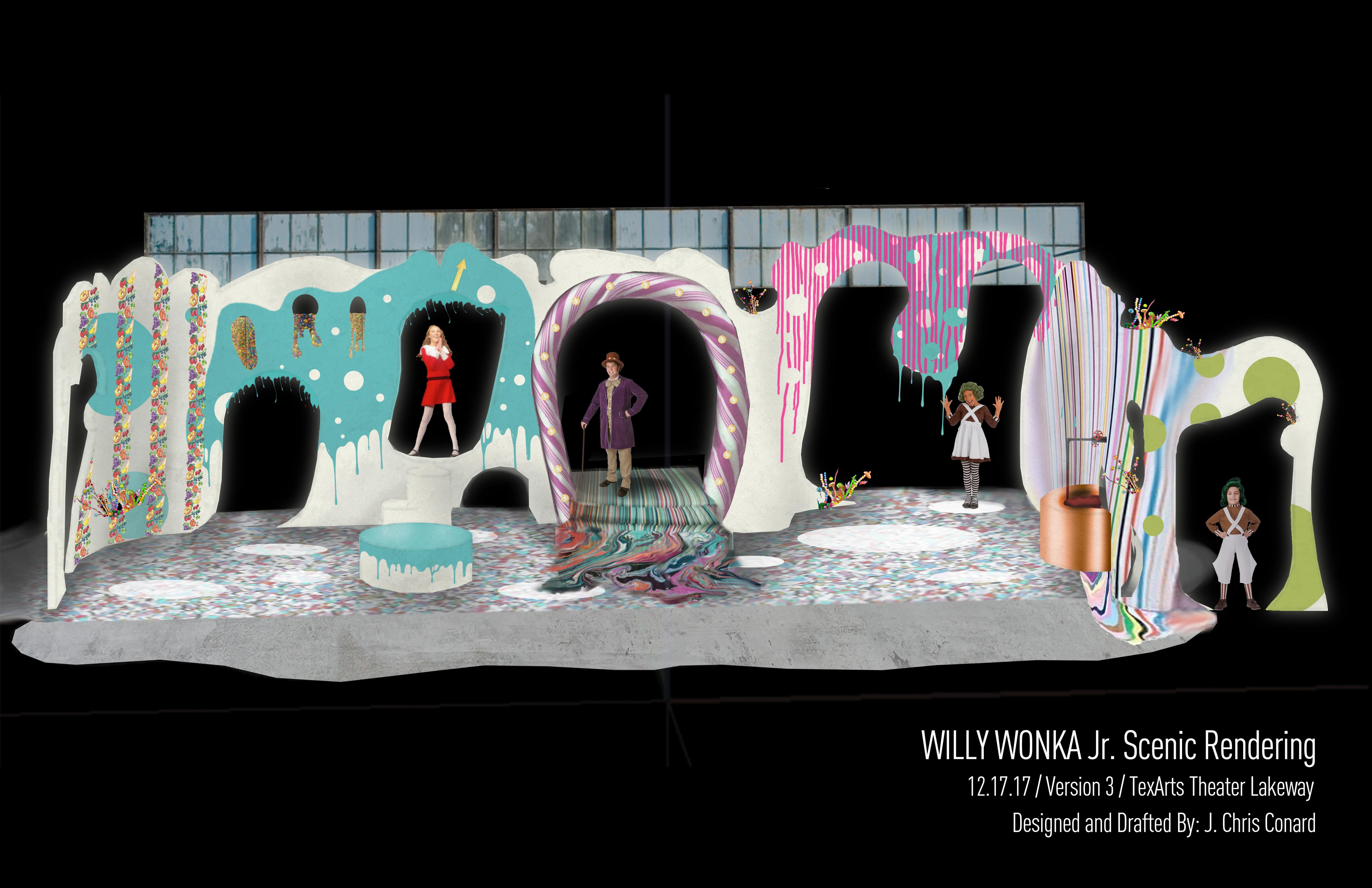 Wonka Rendering ACT 2