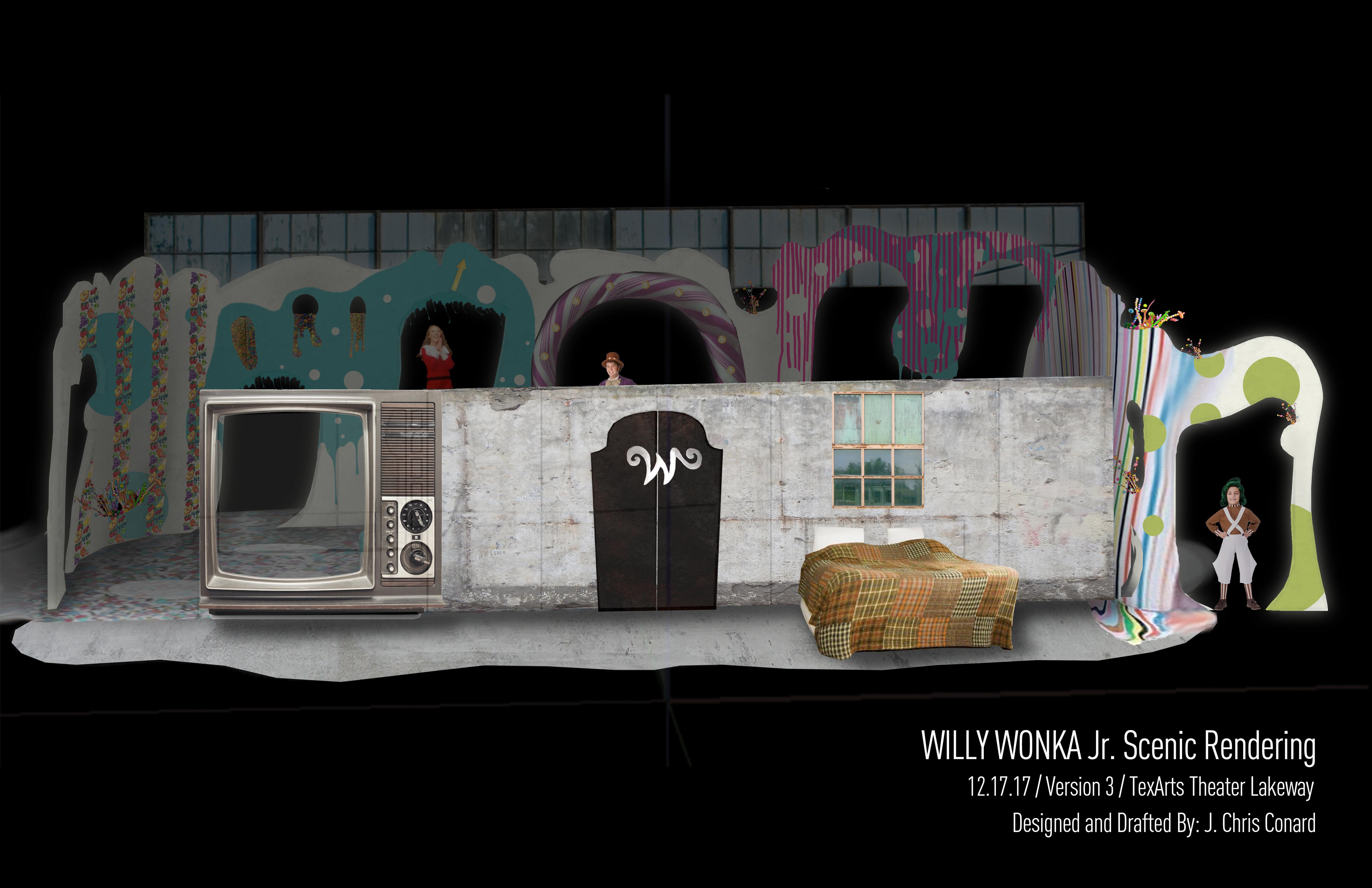 Wonka Rendering ACT 1