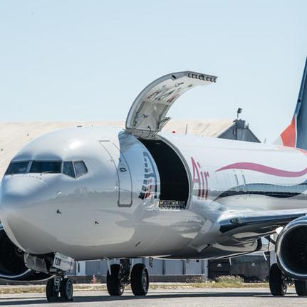 B737-800SF Allied Air