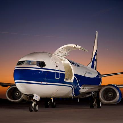 B737-400SF Atran Airlines