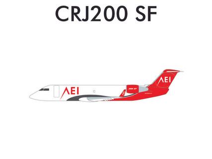 CRJ200 SF