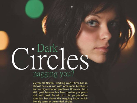 Stayfit magazine May 2016 - Dark circles nagging you?
