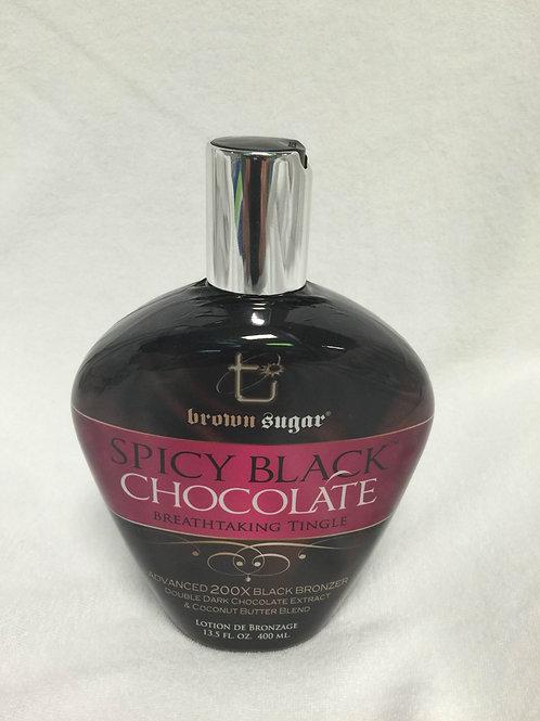 Brown Sugar Spicy Black Chocolate Tingler 13.5oz