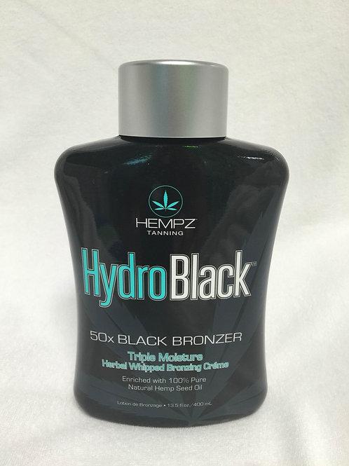 Hempz HydroBlack 50x Black Bronzer 13.5oz