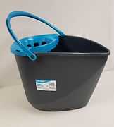 26-0400 Oval Mop Bucket 12 liters With W