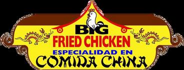 Big Fried Chicken