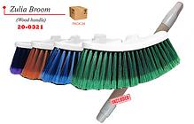 20-0321 Zulia Broom Wood Handle