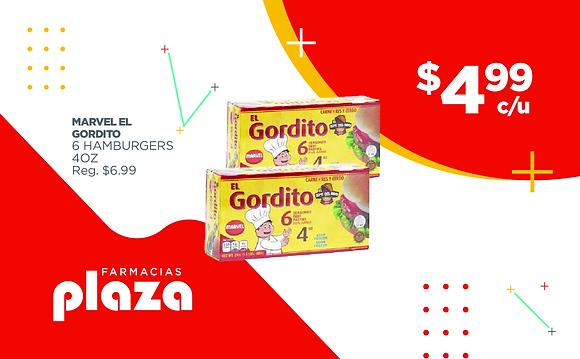 MARVEL EL GORDITO
