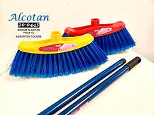 20-0445 Broom Alcotan Metal Handle