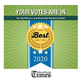 Carroll's Best Winners - 9.27.2020