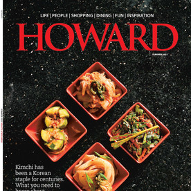 Howard Magazine - 4.15.2021
