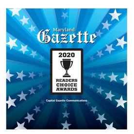 Maryland Gazette Readers' Choice - 9.26.2020