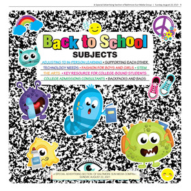 Back to School - 8.22.21