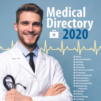 Medical Directory - 02.01.2020