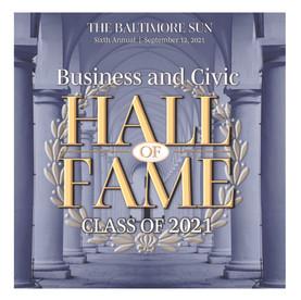 Hall of Fame - 9.12.21