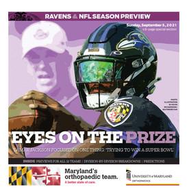 Ravens Preview - 9.5.21
