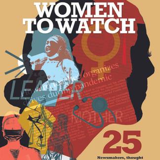 Women to Watch - 10.25.2020