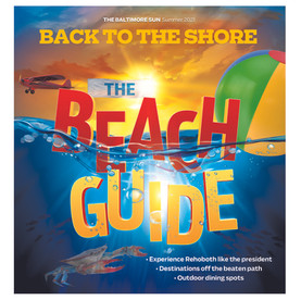 Beach Guide - 5.23.21