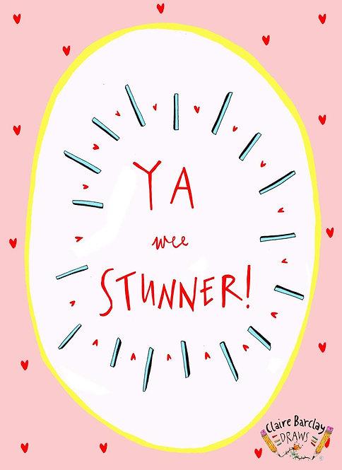 Ya Wee Stunner