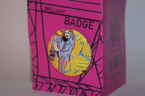 Billy Connolly - Wee Legend Badge