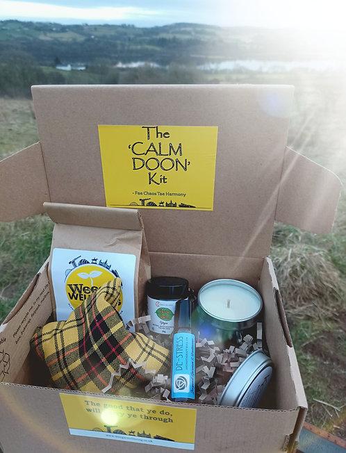 The CALM DOON Kit