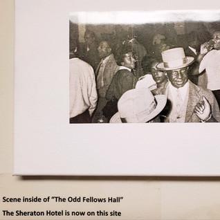 The Odd Fellows Hall