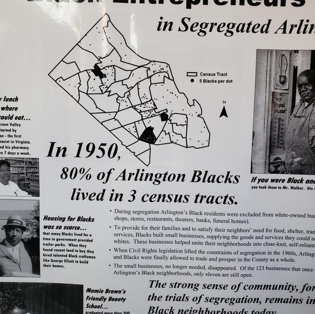 1950 Arlington Census