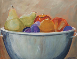 11x14 Fruit Bowl $195