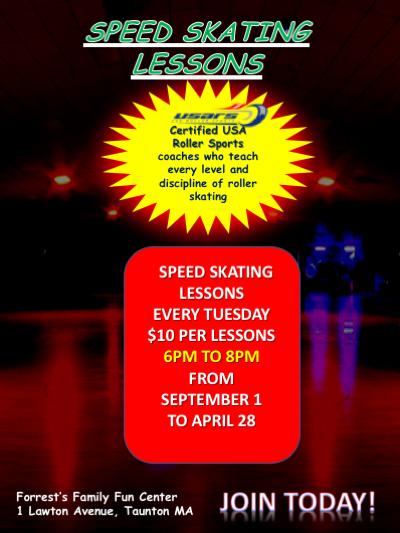 Forrest's Family Fun Cente | Roller Skating | Taunton, Ma