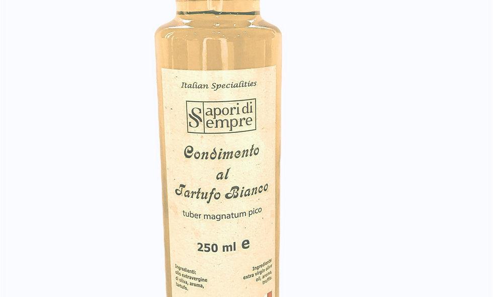 Trüffelöl mit weißen Trüffeln 250 ml