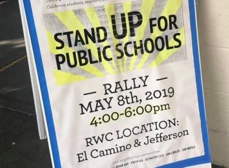 Stand up for Public Schools