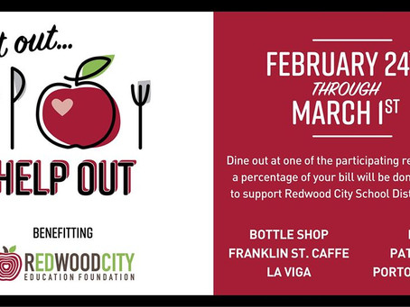 Eat Out and Support Our Schools!