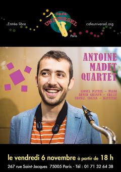 Affiche Antoine Madet 6 novembre 2020 -1