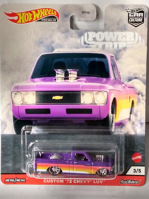 Hot Wheels  Power Trip Series Custom '72 Chevy Luv