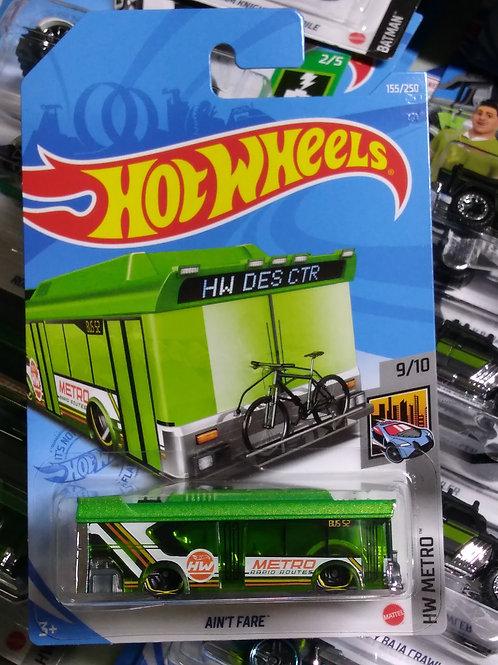 Hot Wheels  Ain't Fare
