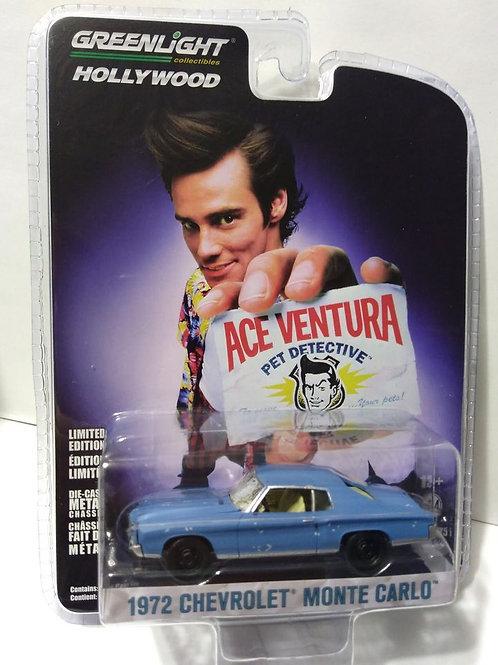 Ace Ventura 1972 Chevy Monte Carlo  1:64 Scale