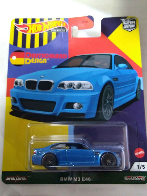 Hot Wheels DeutschLand Design BMW M3 (E46)