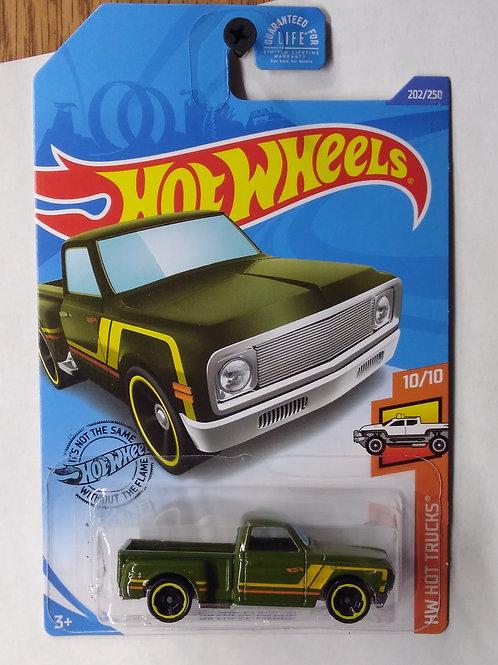 Hot Wheels  '69 Chevy Pickup