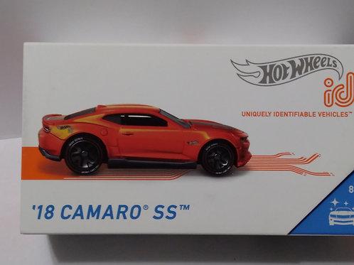 Hot Wheels ID '18 Camaro SS