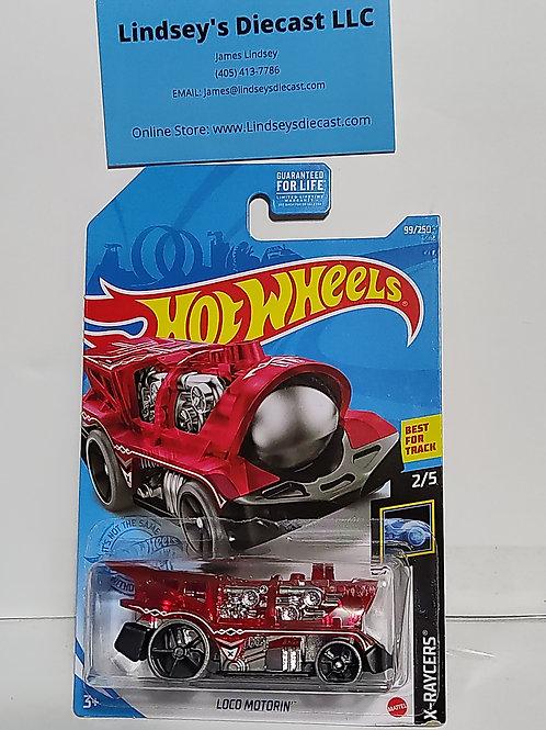 Hot Wheels   Loco Motorin