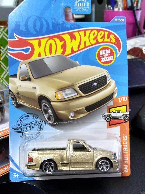Hot Wheels  '99 Ford F-150 SVT Lightning