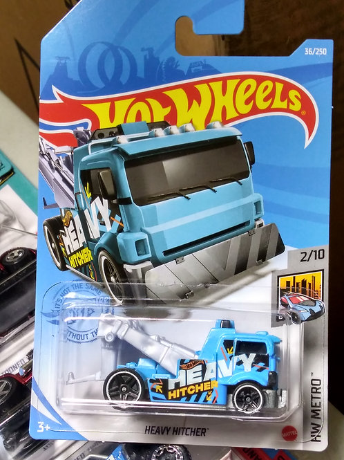 Hot Wheels  Heavy Hitcher
