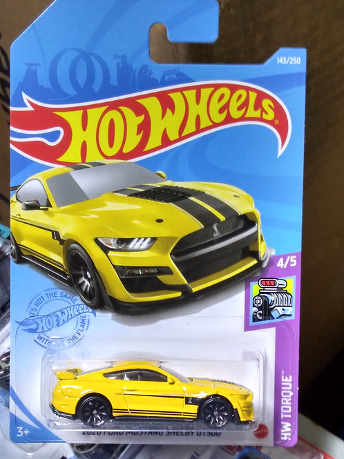 Hot Wheels  2020 Ford Mustang Shelby GT