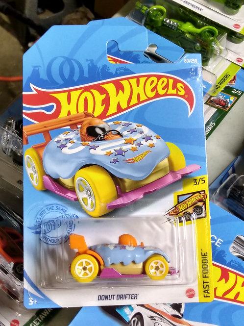 Hot Wheels  Donut Drifter