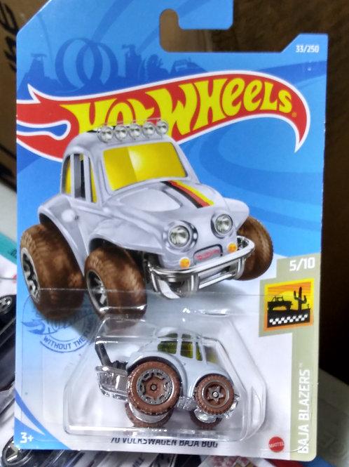 Hot Wheels  '70 VW Baja Bug