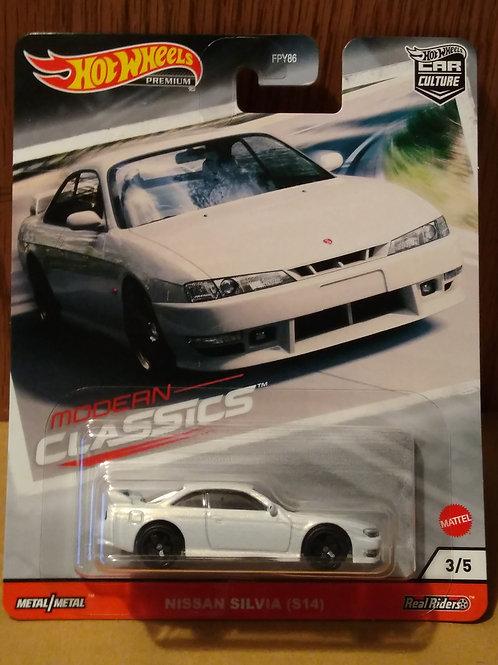 Hot Wheels Modern Classics Nissan Silvia (S14)