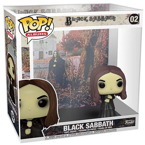 Funko Pop Albums #2  Black Sabbath