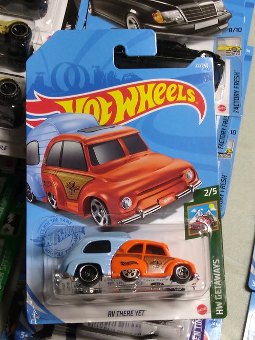 Hot Wheels  RV There Yet